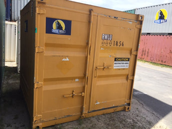 8' Dangerous Cargo Unit, As Is - Brisbane, QLD HF037784