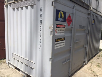 8' Dangerous Cargo Unit, As Is - Brisbane, QLD HF038021