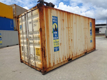 20' Storage Container - As Is - Cairns QLD HF058780