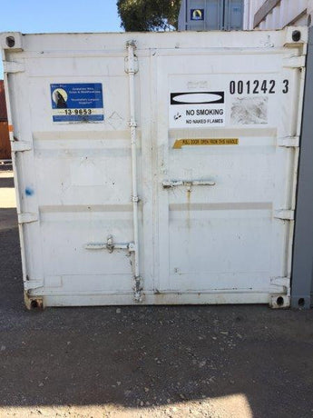 8' Dangerous Cargo Unit, As Is - Adelaide, SA HF065175
