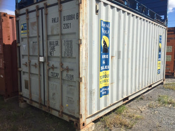 20' Storage Container, Standard - Cairns, QLD HF122448