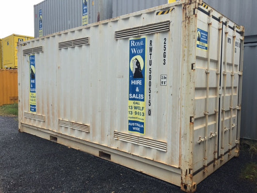 20' Dangerous Cargo Unit, Premium - Cairns, QLD HF171559