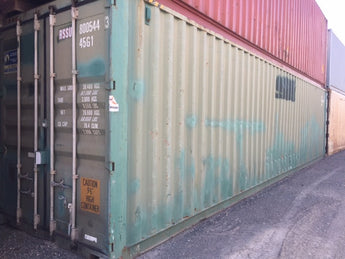 40' Storage Container High Cube, Premium - Brisbane, QLD HF082188
