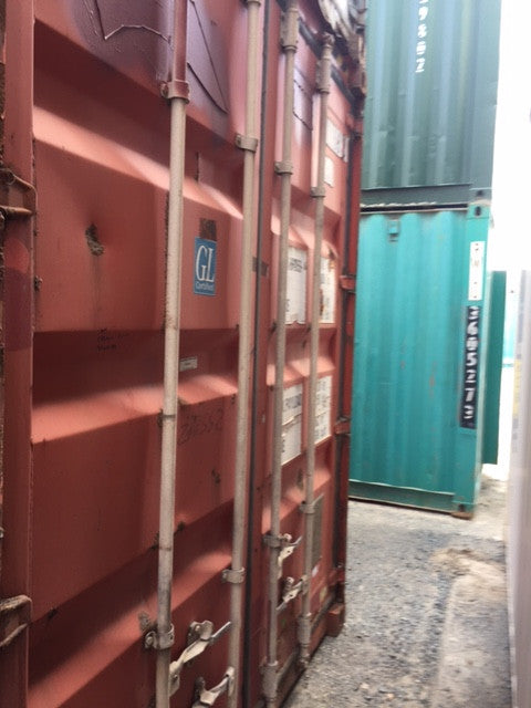 40' Storage Container High Cube, Standard - Brisbane, QLD HF239181