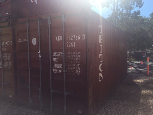 20' Storage Container, Standard - Gold Coast, QLD HF240853