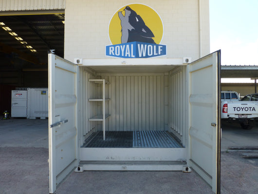 8' Dangerous Cargo Unit, As Is - Townsville, QLD HF038135