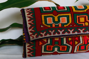 Berber Maxi Clutch | Exclusive piece