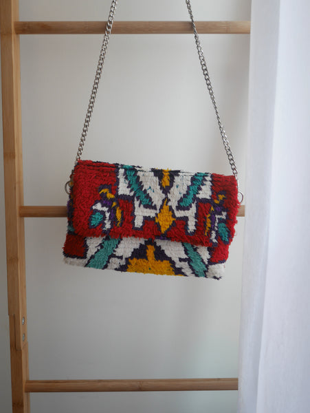 Rug Crossbody bag & Clutch | Ethnic chic