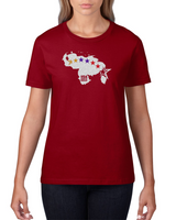 Venezuela - Women's short sleeve t-shirt