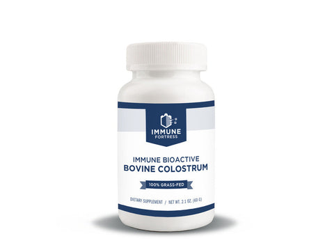 Bioactive Bovine Colostrum - Immunity Booster Supplement