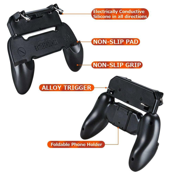 W10 Mobile Gamepad Controller For PUBG, Fortnite | Android and iPhone