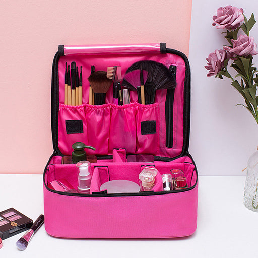 Portable Makeup Bag | Weekender Cosmetic Bag