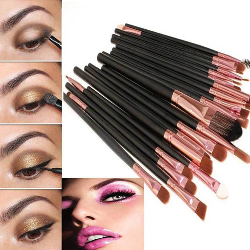 20 Piece Makeup Brush Set | Makeup Brushes And Tools