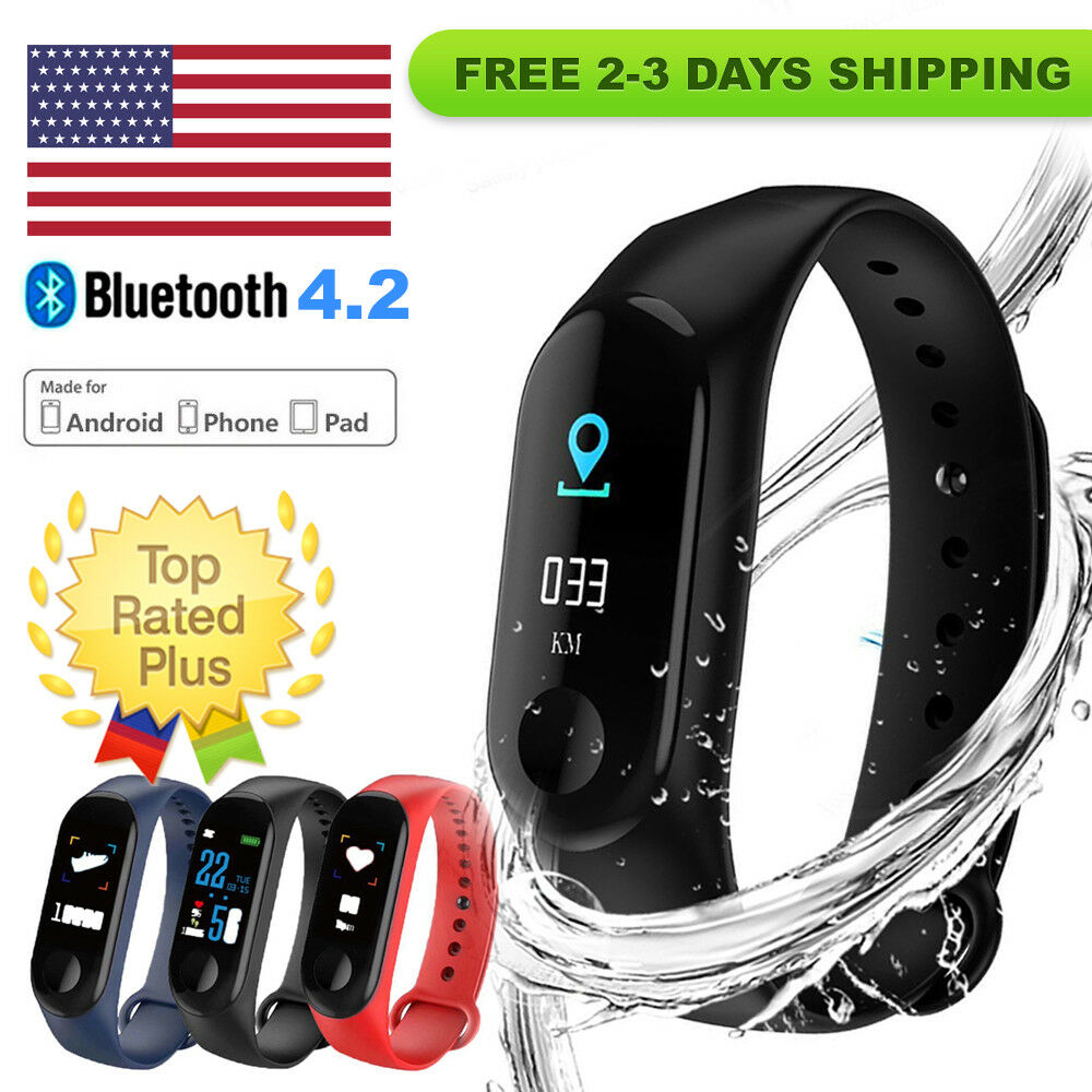 Waterproof Smart Watch | Fitness Tracker For Android and iPhone
