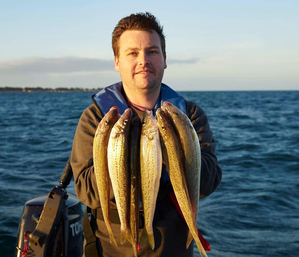 Trelly's Fishing Report
