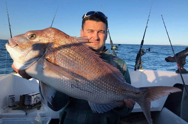 Trellys Fishing Report Victoria