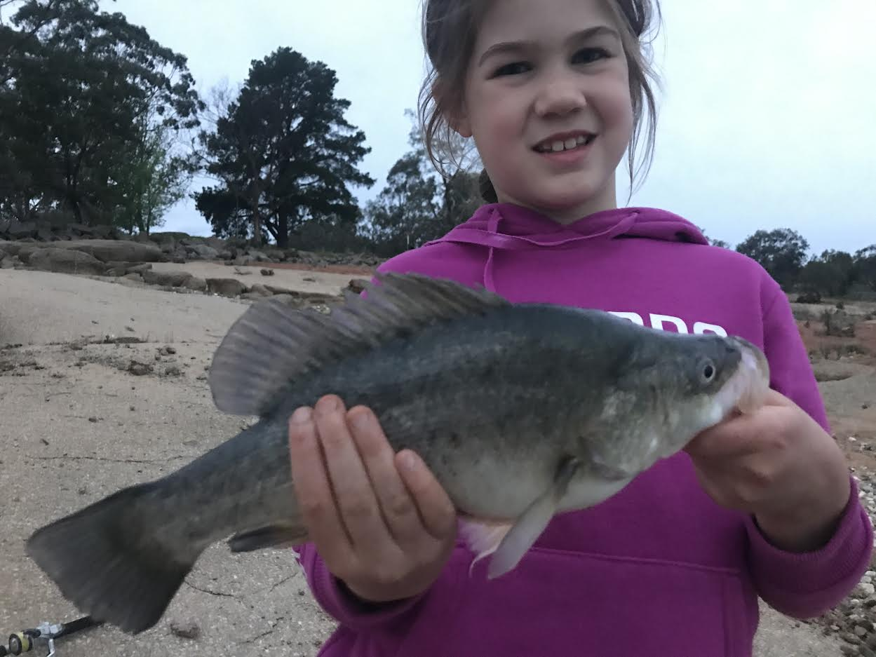 Trellys Fishing Report
