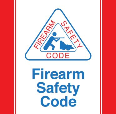 firearms safety code booklet for victorian firearms license