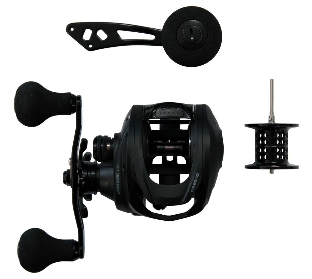 ATC Combat Plus Baitcaster Fishing Reel