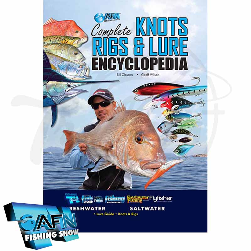 AFN Complete Book Of Baits & RIgs 2 Salt&Freshwater