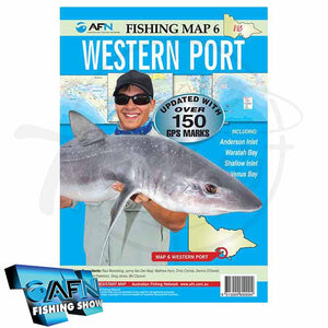 AFN Fishing Maps