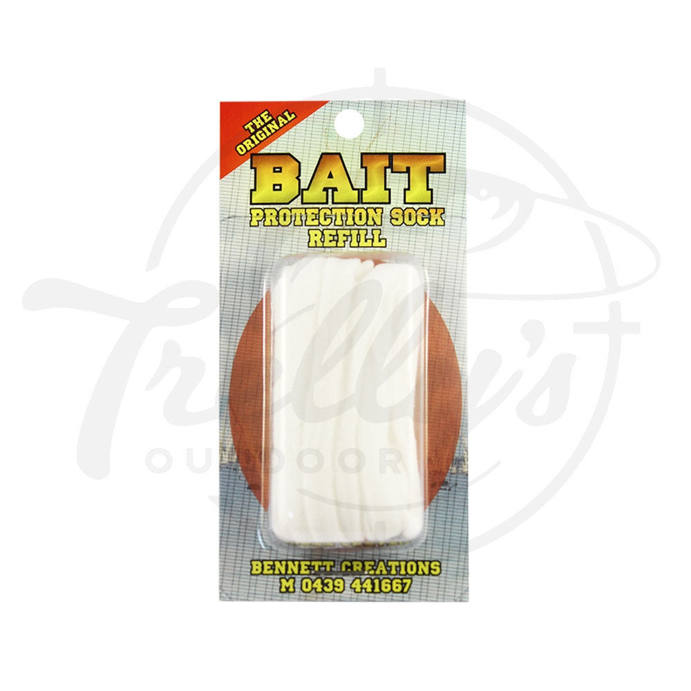 Bennetts Bait Protection Sock - Refill