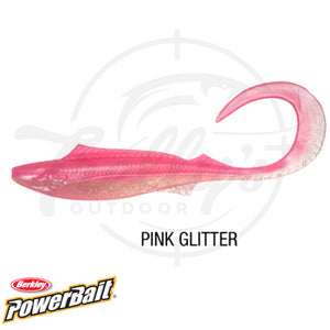 Berkley Powerbait Nemesis Curly Tail Soft Plastic Fishing Lure