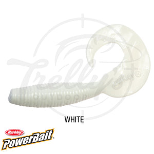 Berkley Powerbait Power Grub Soft Plastic Fishing Lure