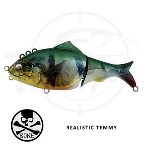 Bone Lure Focus Swimbait Fishing Lure