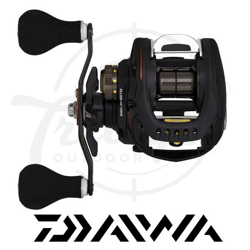 Daiwa 18 Zillion HD Baitcaster Fishing Reels