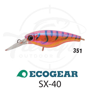 Ecogear SX Hardbody Fishing Lure