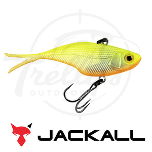 Jackall Mask Vib Gene Fishing Lure