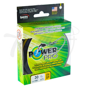 Power Pro 150yds Braid Fishing Line