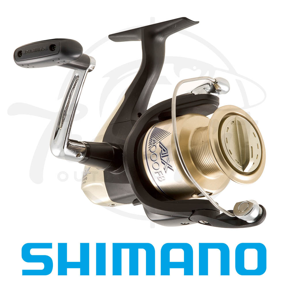 Shimano AX FB Spin Fishing Reel
