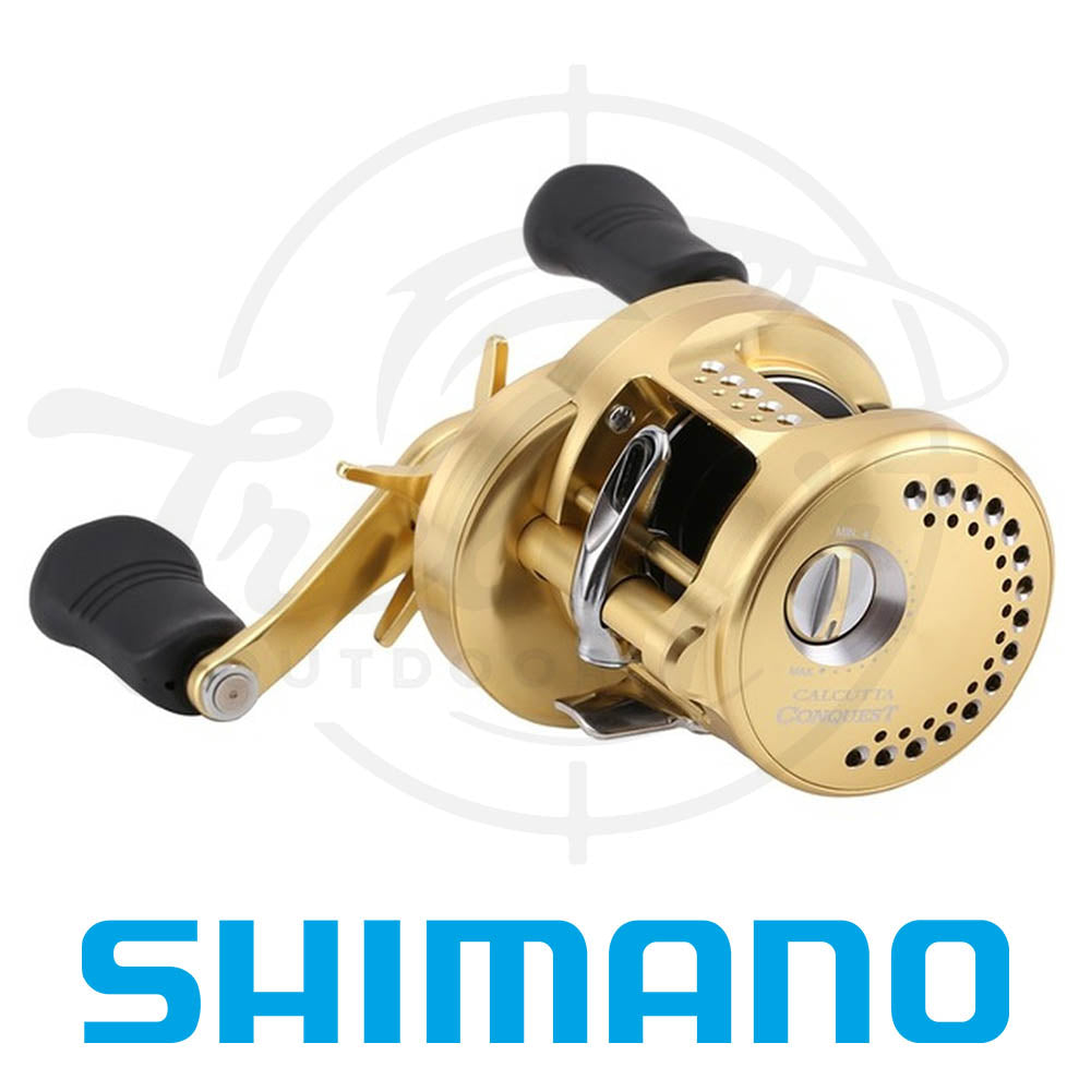 Shimano Calcutta Conquest Baitcaster Fishing Reels
