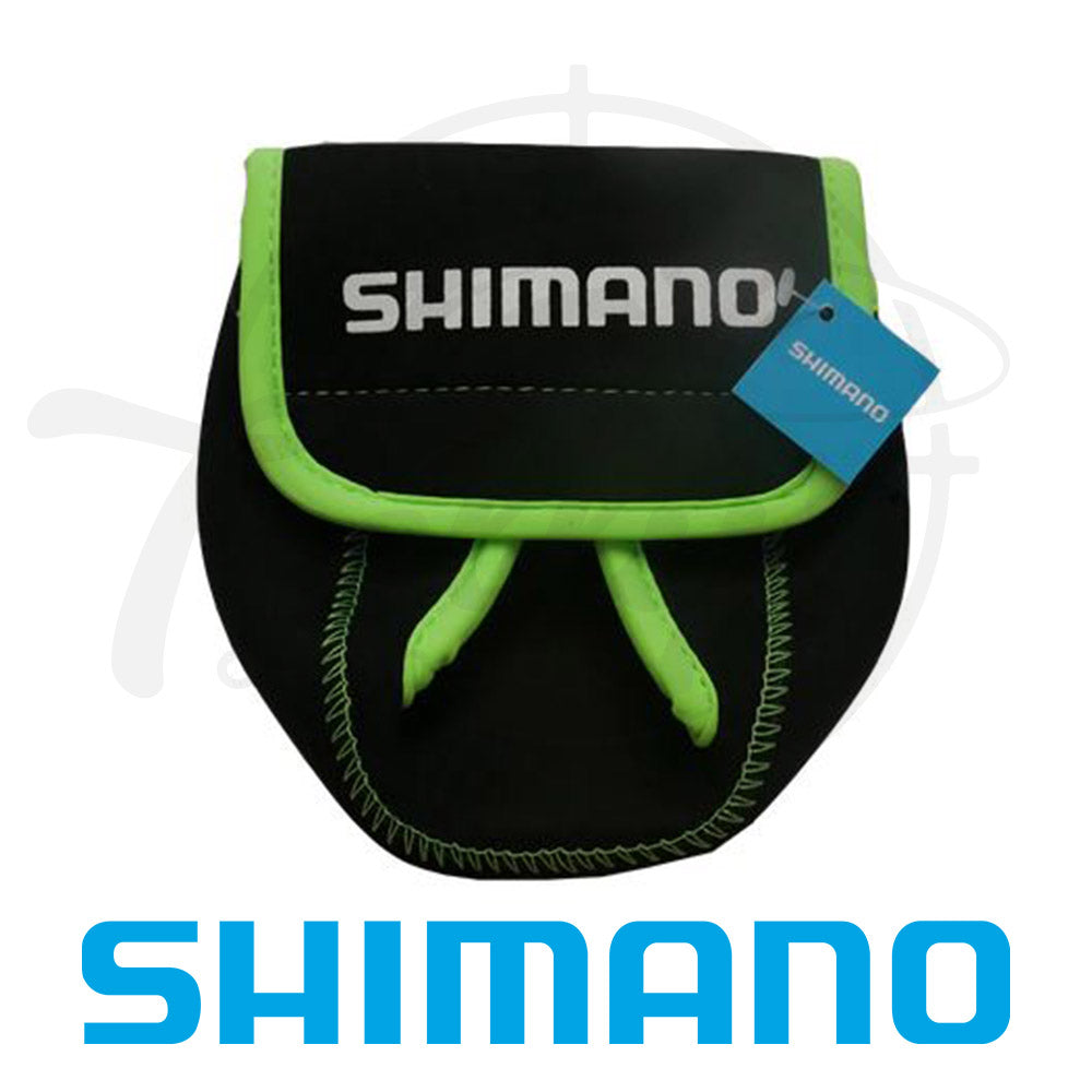 Shimano Black Spin Reel Covers