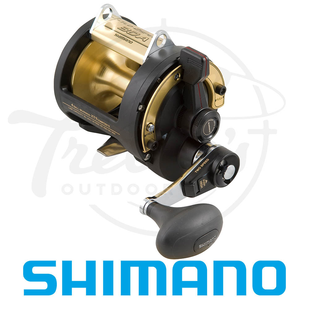 Shimano TLD 2 Speed Game Fishing Reels