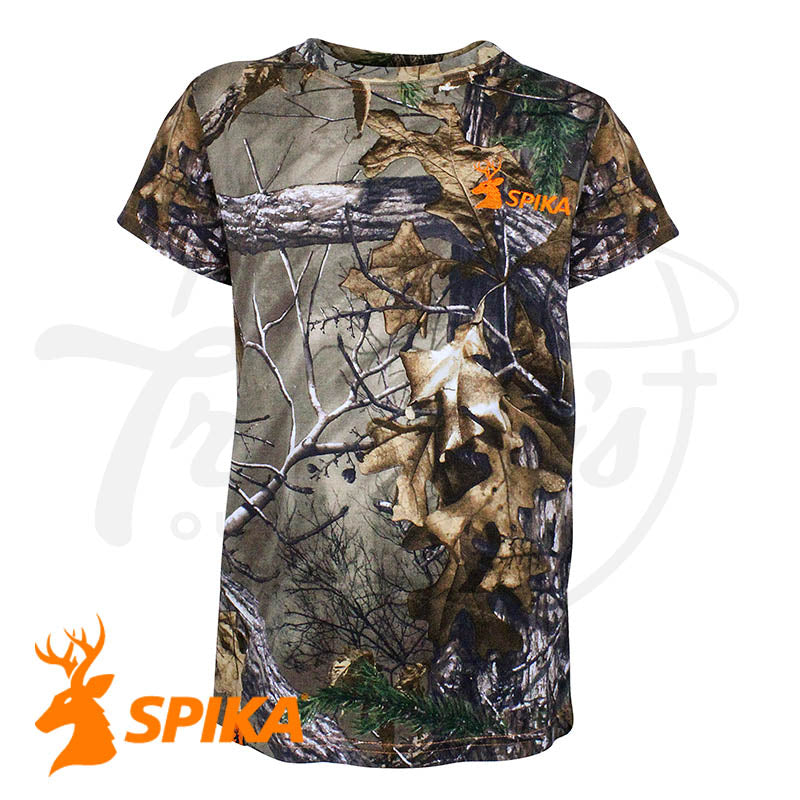 Spika Kids Trail T-Shirt