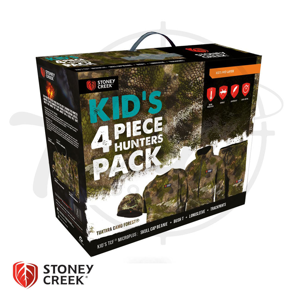 Stoney Creek Kids 4 Piece Hunters Pack