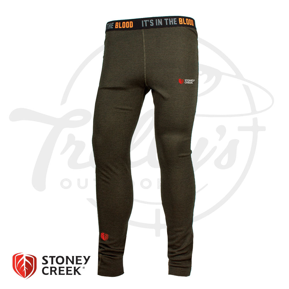 Stoney Creek Thermal Dry Long Johns
