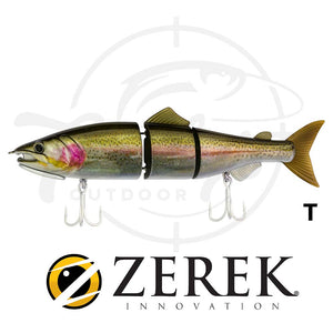 Zerek Affinity Swimbait Fishing Lure