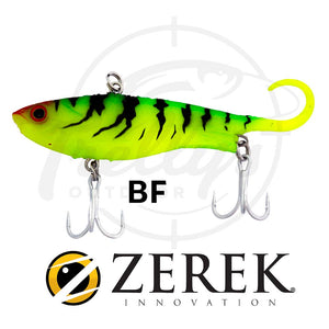 Zerek Fish Trap Soft Plastic Fishing Lure