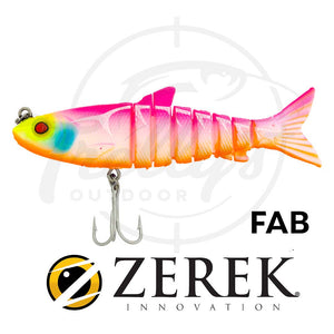 Zerek Live Mullet Swimbait Fishing Lure