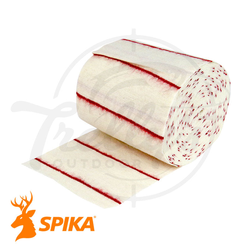 Spika Gun Cleaning Cloth Roll