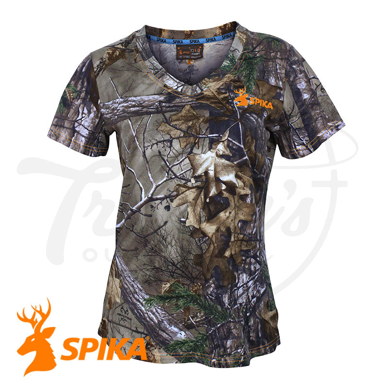 Spika Womens Trail T-Shirt