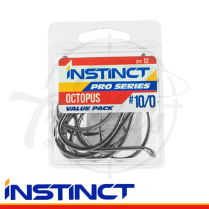 Instinct Pro Fishing Hook Octopus