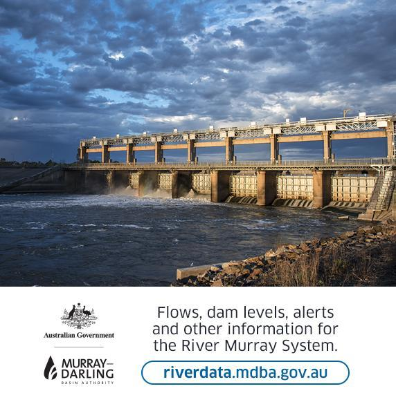 Murray - Darling Water Levels
