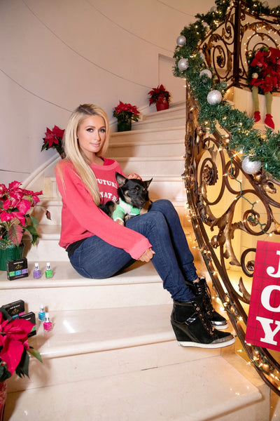 Paris Hilton | ISWMP | 8 free | Cruelty Free | Vegan | Made in USA | Leaping Bunny