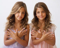 Courage | Nail Polish  |  8 Free | Vegan | Clements Twins | Ava Marie | Leah Rose | CURE SMA | SMA