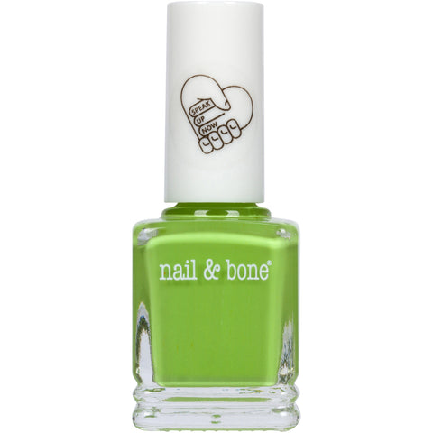 Everglow | Nail Polish | Neon Green | 8 Free | Vegan | Noah Cyrus | My Friend's Place | GetUsPPE
